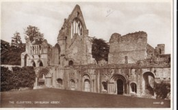 AO09 The Cloisters, Dryburgh Abbey - Berwickshire