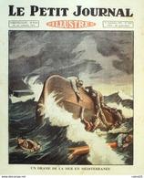 LE PETIT JOURNAL-1925-1812-COLLIOURE-FOURNES/BETHUNE-DOUANIERS-News Photos - Journaux - Quotidiens