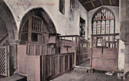AS62 Haddon Hall, The Chapel - Derbyshire