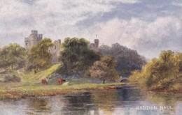 AS62 Haddon Hall - Derbyshire