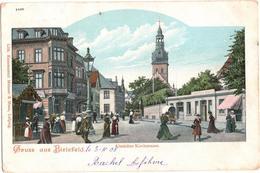 Gruss Aus Bielefeld - Altstädter Kirchstrasse - Bielefeld