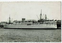 Baudouinville  1021 Compagnie Martime Belge - Steamers