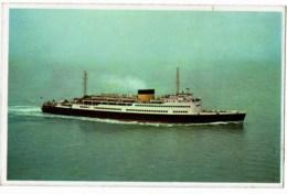 Ms Prince Philippe - Passagiersschepen