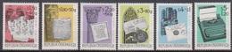 Österreich 1965 Nr.1184 - 1189 ** Postfr. Intern. Briefmarkenausstellung WIPA 1965, Wien ( 8759) Günstige Versandkosten - 1961-70 Ungebraucht
