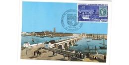 Carte Premier Jour  / Centenaire De L'émission De Bordeaux  / Bordeaux / 7 -11-1970 - Maximum Cards