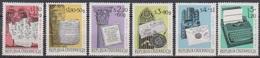Österreich 1965 Nr.1184 - 1189 ** Postfr. Intern. Briefmarkenausstellung WIPA 1965, Wien ( 8760) Günstige Versandkosten - 1961-70 Ungebraucht