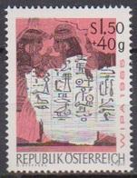 Österreich 1965 Nr.1184  ** Postfr. Intern. Briefmarkenausstellung WIPA 1965, Wien ( 8761) Günstige Versandkosten - 1961-70 Ungebraucht