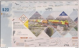 Argentina - 2011 - Train Vers Les Nuages - Ungebraucht