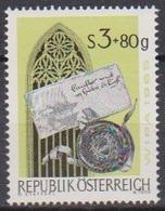 Österreich 1965 Nr.1187  ** Postfr. Intern. Briefmarkenausstellung WIPA 1965, Wien ( 8763) Günstige Versandkosten - 1961-70 Ungebraucht