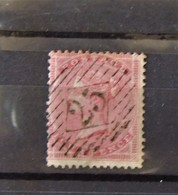 Yvert N° 18 - 18505 - Four Pence Pink -  Value : 100 Euros - 1840-1901 (Victoria)