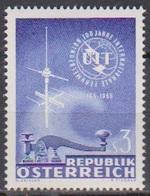 Österreich 1965 Nr.1181  ** Postfr. 100 Jahre Intern. Fernmeldeunion ITU ( 8770) Günstige Versandkosten - 1961-70 Ungebraucht