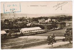 Sarrebourg, Vue Générale (pk59813) - Sarrebourg