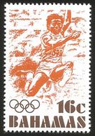 V) 1976 BAHAMAS, 21ST OLYMPIC GAMES, MONTREAL CANADA - Bahamas (1973-...)