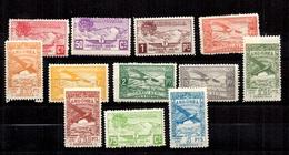 Andorre Espagnol Série Non émise De 1932 Neufs ** MNH. TB. A Saisir! - Spanish Andorra