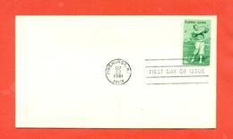 GOLF - USA - STATI UNITI - 1981 - Golf