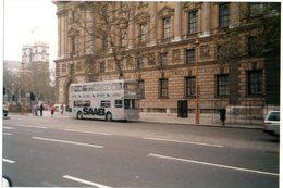 35mm ORIGINAL PHOTO BUS DOUBLE DECKER- F036 - Photographs