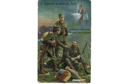 O Vaterland Du Schonster Stern - Patrióticos