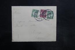 ROUMANIE - Enveloppe De Tgmores Pour La France En 1931, Affranchissement Plaisant - L 35756 - 1918-1948 Ferdinand, Charles II & Michael