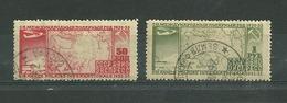 URSS. 1932. Poste Aérienne. 2ème Année Polaire Internationale - Oblitérés