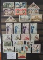 Monaco - Collection De Poste Aérienne Entre N° 59 Et 86  - Charnière Légère  - Cote : 180 Euros - Poste Aérienne