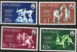 V) 1976 SEYCHELLES, 21ST OLYMPIC GAMES, MONTREAL CANADA, MNH - Seychelles (1976-...)