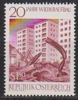 Österreich 1965 Nr.1179  ** Postfr. 20 Jahre Wiederaufbau ( 8775) Günstige Versandkosten - 1961-70 Ungebraucht