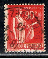 3F 492 // YVERT 285 // 1932-33 - Used Stamps