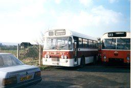 35mm ORIGINAL PHOTO BUS MIDWEST FAIRFIELD  - F042 - Photographs