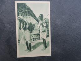 IT - SOMALIE - SOMALIA -Donna Somala O Maglio Conlugi In Viaggio - Somalie