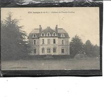 35-LANDUJAN-(Montauban)-Une Vue Du Chateaudu *PLESSIX-COUDRAY- - France