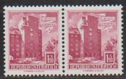 Österreich 1965 Nr.1178 Paar ** Postfr. Wohnbau Rabenhof, Wien-Erdberg ( 8781) Günstige Versandkosten - 1961-70 Ungebraucht