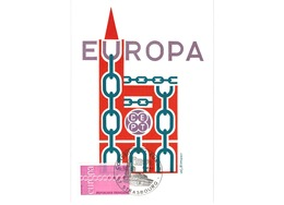 Carte Premier Jour  / Europa / Strasbourg / 8-5-1971 - 1970-79