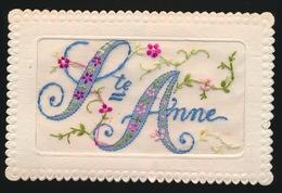 BORDUUR   Ste . ANNE - Ricamate