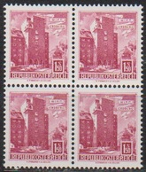 Österreich 1965 Nr.1178 4er Block ** Postfr. Wohnbau Rabenhof, Wien-Erdberg ( 8782) Günstige Versandkosten - 1945-.... 2. Republik