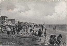 Lido Di Jesolo (Venezia). Viaggiata 1955 - Venezia