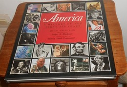 Livre Soldé. América. A History Of The First 500 Years. John Grafton. 1992. - Culture