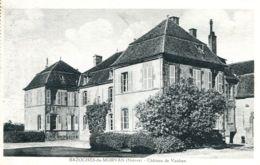 N°74548 -cpa Bazoches Du Morvan -château De Vauban- - Bazoches