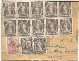 ECUADOR LIBRANZA POSTAL 1948 GUAYAQUIL - Ecuador