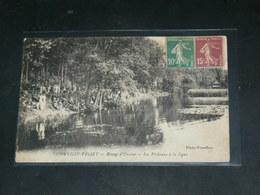 CHAVILLE   / 1910 /    VUE   PECHEURS  ....   / CIRC /  EDITION - Chaville