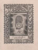 Marie Caroline Delvoye-bruges 1848 - Devotion Images