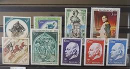 Monaco - Poste Aerienne N° 91 à 99  **  - MNH  - Cote : 53 Euros - Poste Aérienne