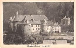 Klerf Clervaux - Le Château (P. Houstraas) - Clervaux