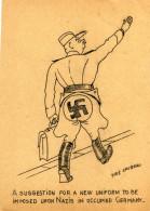 MILITAIRE(GUERRE 1939_45) ILLUSTRATEUR(NAZI) - Guerre 1939-45