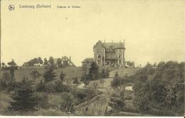 Limbourg (Dolhain) -- Château De Haloux.   (2 Scans) - Limburg