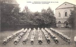 Namur - Pensionnat Notre-Dame - Nos Distractions Gymnastique (belle Animation, E. Desaix 1922) - Namur