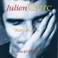 DJulien Clerc-Amours Secrets Passions Publiques - Audiokassetten