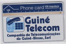 GUINEA-BISSAU  408A - Guinea-Bissau