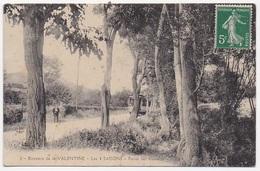 CPA 13 LA VALENTINE Env. Les 4 Saisons Route Des Camoins   ( Tramway) - Francia