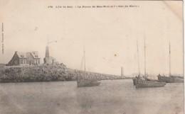 ** *29* **  île De Sein La Pointe De Men-Brial Et L'abri Du Marin  TTB Précurseur Neuf - Ile De Sein