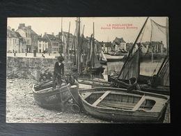 LE POULIGUEN - Jeunes Pêcheurs Bretons - Le Pouliguen